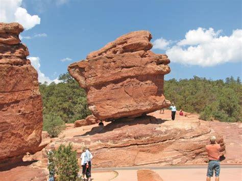 Garden Of The Gods Opening Colorado Springs