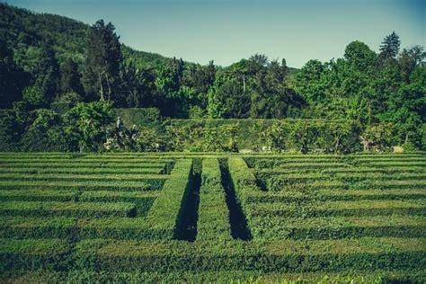 giardino barbarigo 8 giardini con labirinti in italia