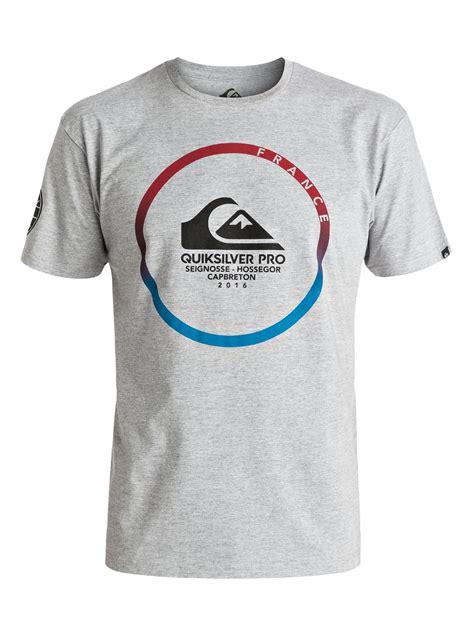 Kaos T Shirt Quiksilver T Shirt qs pro 2016 t shirt eqyzt04425 quiksilver
