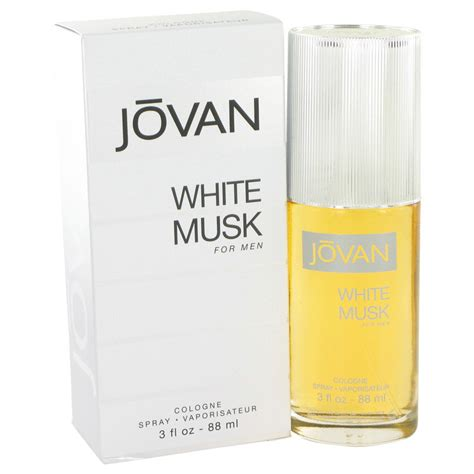 Jovan White Musk For jovan white musk by jovan s eau de cologne spray 3 oz
