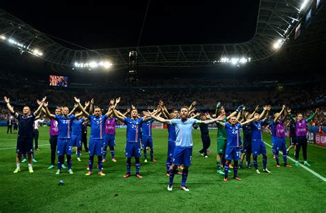 iceland becomes smallest country to qualify for world cup