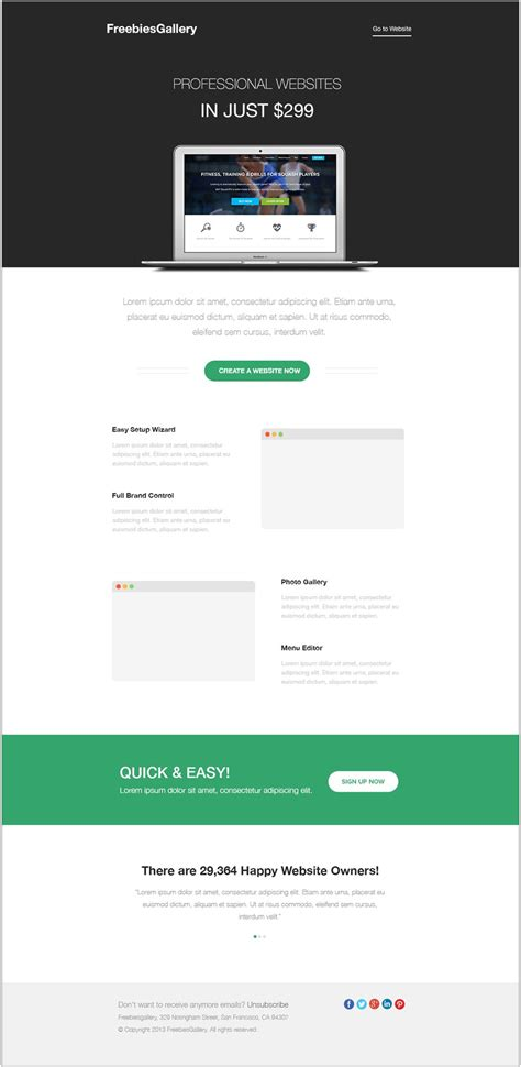 Email Newsletter Templates Psd free email newsletter templates psd 187 css author