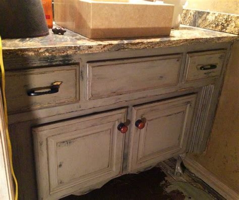 whitewash cabinets diy mf cabinets how to distress paint bathroom cabinets mf cabinets