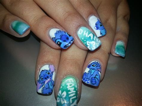 tutorial nail art stitch stitch nails nail art gallery