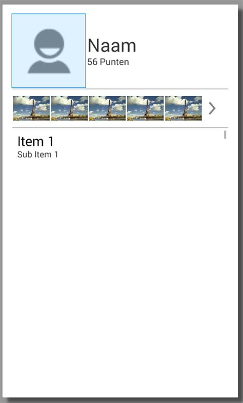 linearlayout max height android listview not scrollable