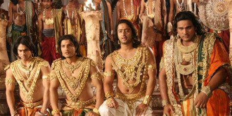 hindi film mahabarata demi kostum mahabharata desainer baca 450 buku