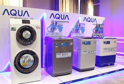 Mesin Cuci Aqua Japan 2 Drum fashion clinic aqua japan berbagi tips merawat busana hingga kecantikan