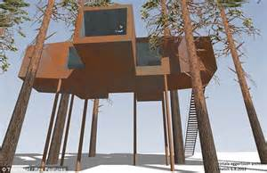 Country House Plans Online the treehotel plans for world s largest treehouse hotel