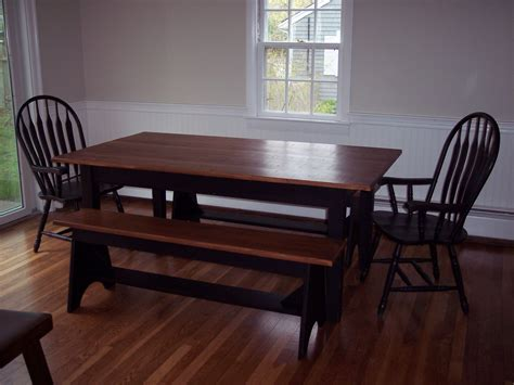 shaker dining room table shaker dining room table buckeye woodcraft amish shaker