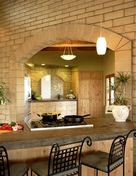 Tuscan Kitchen Countertops by Concrete Kitchen Countertops For Inspiration