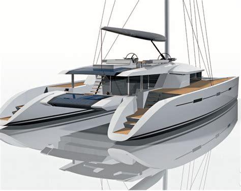 catamaran under sail for sale new build catamaran for sale berret racoupeau 76 custom in