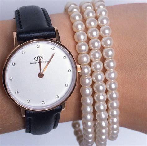 Danel Wellington Dw Glassglow Silver Original les montres daniel wellington un style 171 preppy chic