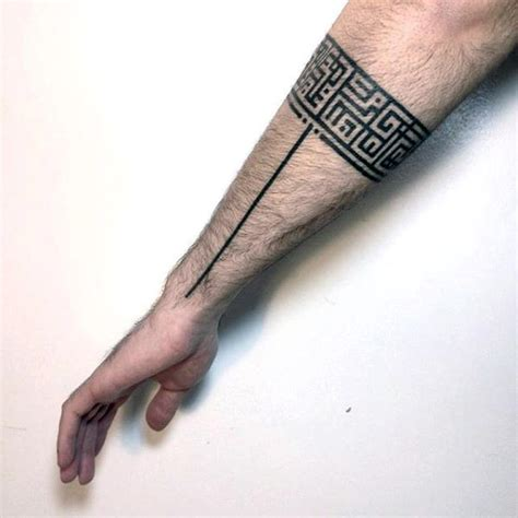 armband tattoos for guys tribal 70 armband designs for masculine ink ideas