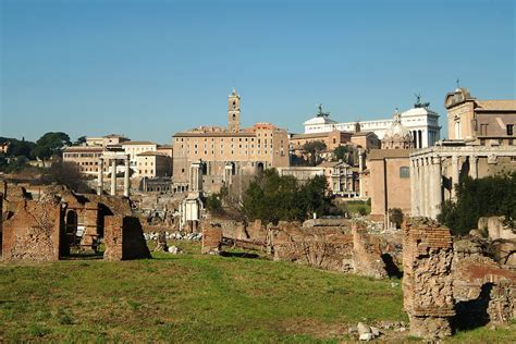 ingresso foro romano conoscere roma il foro romano e l et 224 imperiale