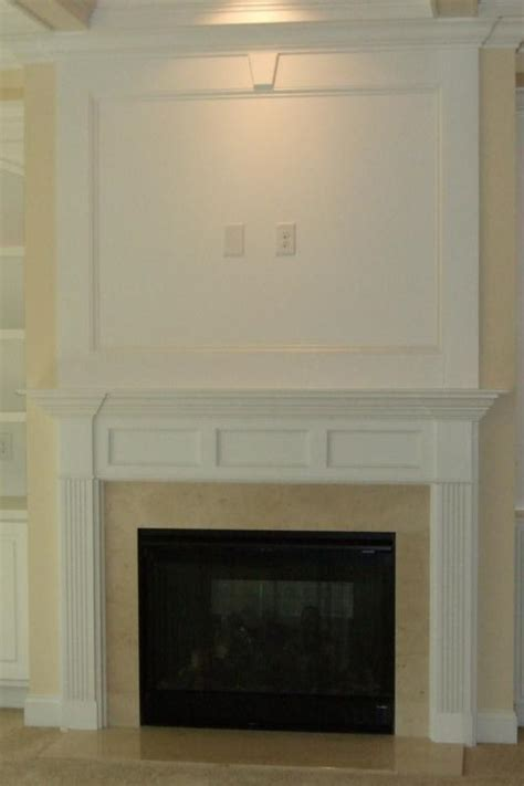 Fireplace Trim Ideas by Types Of Fireplaces Mantles And Surrounds Styles And