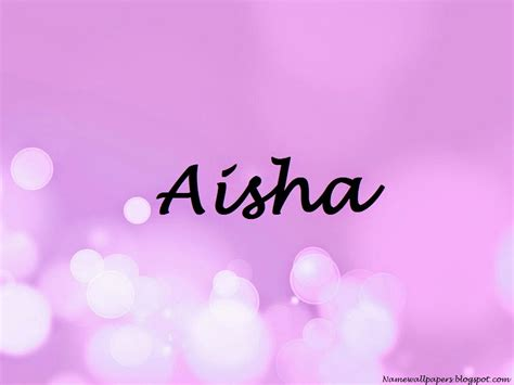 themes for meaning aisha name wallpaper themes wallpapersafari