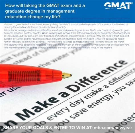 When To Take The Gmat For Mba by Tell Us About Your Future Plans For A Chance To Win A Free