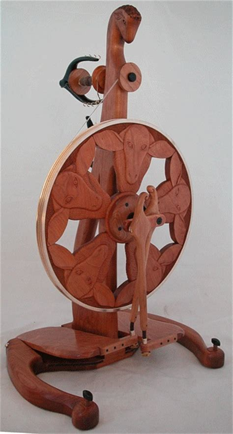 Handmade Spinning Wheel - 17 best images about spinning wheel on trees