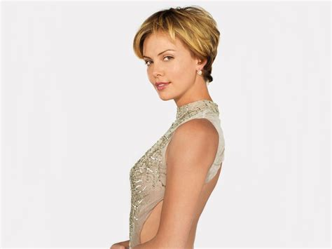 Charlize Theron Pretends To Model by Model Charlize Theron Wallpapers 6595