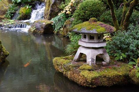Japanese Garden Lantern by Japanese Zen Gardens