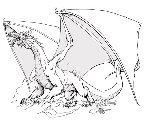 file dnd dragon png wikimedia commons