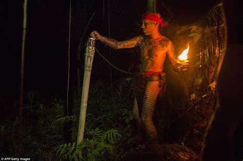 durga tattoo jogja indonesian tattooists revive tribal traditions of hand