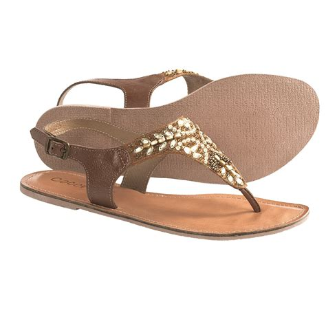 coconuts sandals coconuts by matisse porto sandals leather for