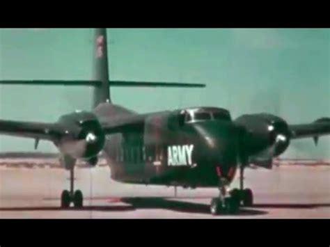 cv 2b dehavilland caribou tests circa 1963 us army era stol cargo aircraft dhc 4 cv 2 c