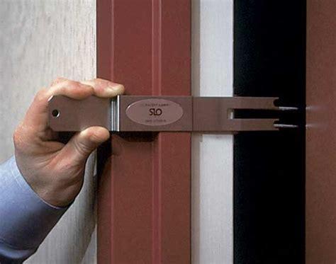 Door Knob Opening Tool by Hotel Door Bar Guard Latch Opening Tool
