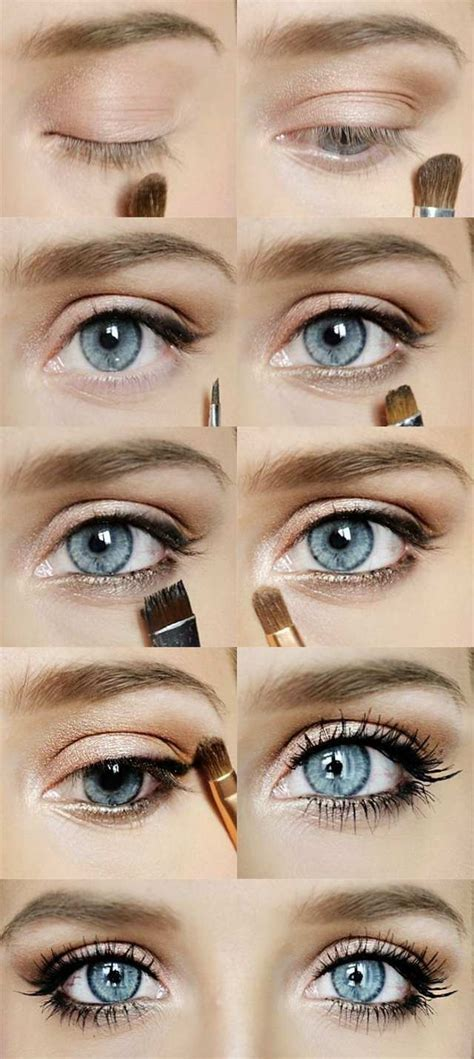 natural eye makeup tutorial tumblr 48 id 233 es comment se maquiller pour les f 234 tes de fin d ann 233 e
