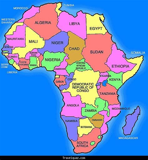 africa map 2015 africa map 2015 28 images maps of continent countries