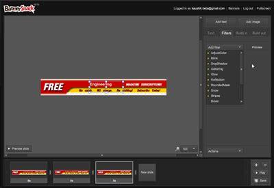 tutorial banner online crea i tuoi banner con banner snack tutorial risorse e