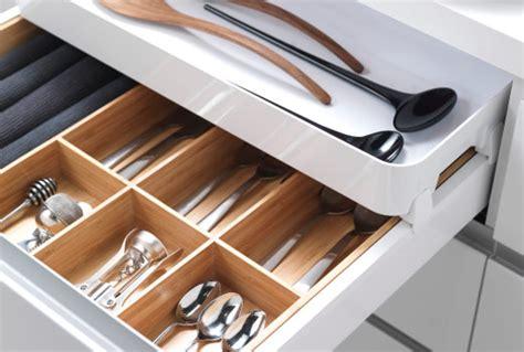 lada da appoggio come organizzare il cassetto delle posate soluzioni di casa
