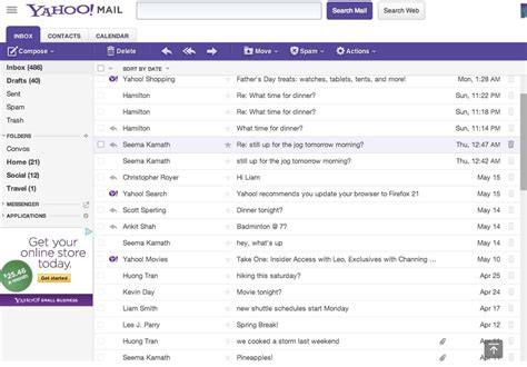 email yahoo down yahoo mail service goes down for some users pcworld
