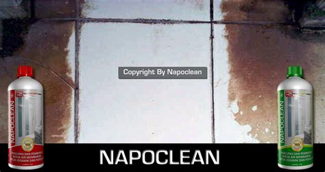 Napoclean Hijau Strong 1 Liter distributor napoclean