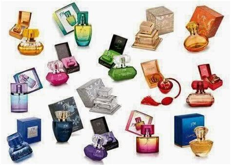 Parfum Federico Mahora Fm 17h Collection Impor Original griya parfum federico mahora original import murah