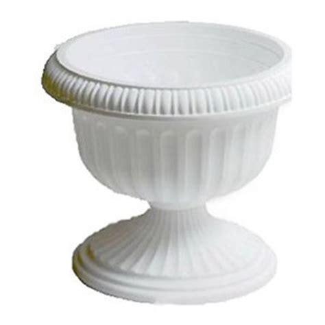 grecian urn planter coastal planters 18 wht grecian urn gr1810wh
