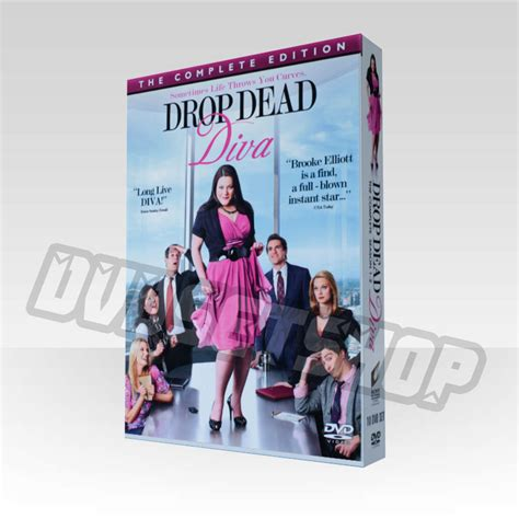 seasons of drop dead drop dead seasons 1 2 dvd boxset