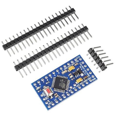 Premium Promini Atmega328p 5v 16 Mhz Arduino Pro Mini arduino pro mini atmega328 5v 16mhz