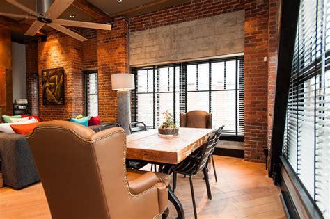 Bathrooms Designs 2013 hamilton eclectic industrial contemporary dining