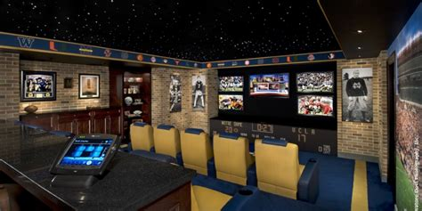 Big Barn Harley Davidson 7 Design Ideas For A Standout Media Room Cedia Home