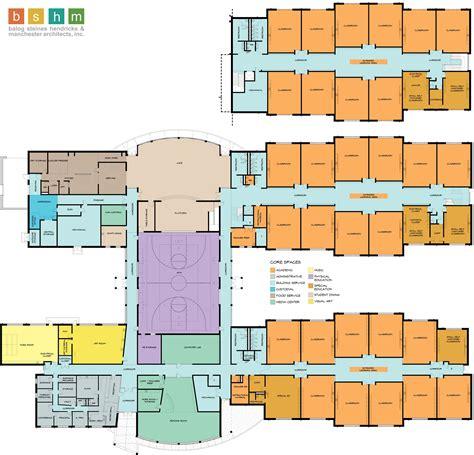 Floor Plans For Schools Floor Plan Elementary School Grounds Elementary School