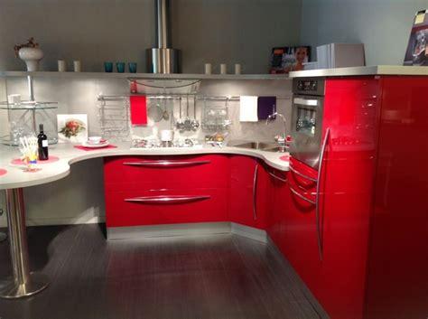 Cucina E Rossa by Arredare In Rosso Tendenze Casa