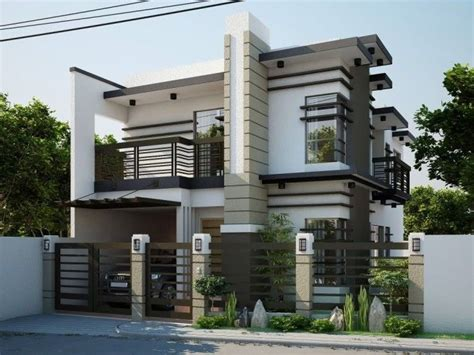 New House Design Ideas Modern House Design Philippines