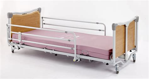 Low Height Bed by Corus Community Low Height Profiling Bed Renray Healthcare