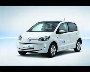Electric Vehicles Volkswagen Volkswagen E Golf And E Up Electric Cars 2013