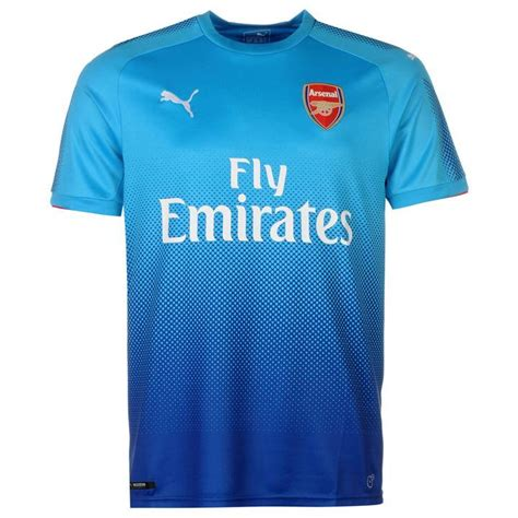 New Jersey Arsenal Away 20172018 arsenal away shirt 2017 2018 afc kit