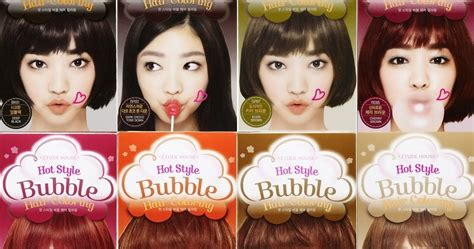 New Etude House Style Hair Coloring etude house style hair coloring shoo in brown beryllicious a food