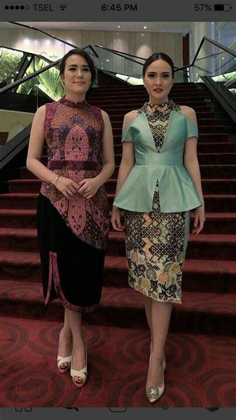 Setelan Atasan Wanita Blouse Baju Rok Payung Motif Alonzo Xl pin by phinone on batik kebaya tenun kebaya batik dress and batik fashion