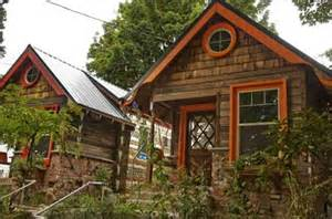 Tiny House Cottage Small Houses Rock Little House In The Valley